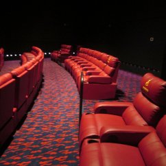 Movie Theaters With Lounge Chairs Cowhide Office Chair Uk Fox Sun And Surf Cinema Debuts Enhanced Experience
