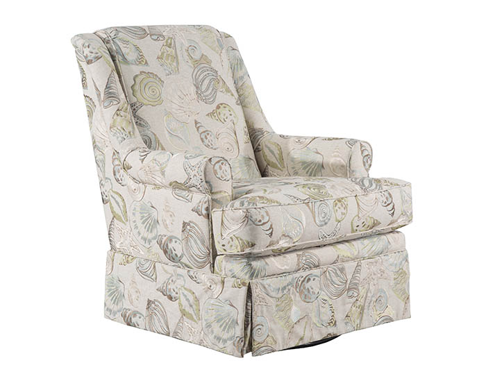 ivory neutral shell chair