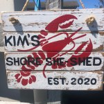 Kim's Shore She-Shed