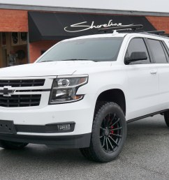 19 tahoe ltz equipped with brembo big brakes leveling kit 33 nitto terra grapplers wrapped around 20 black rhino wheels a pedalbox performance upgrade  [ 4224 x 3354 Pixel ]