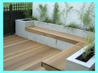 Backyard Pool Decks  Modern Pool Designs by Shoreline Pools