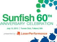 Sunfish 60th Anniversary Celebration July 13, 2013
