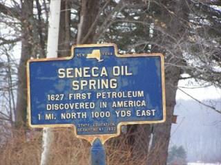 oil spring