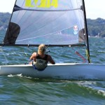 Melges 14 sailboat