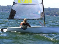 Melges 14 Midwinters at Sarasota