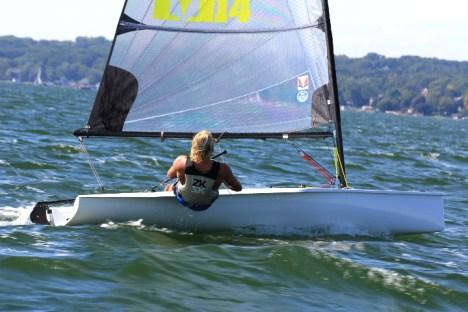 Melges 14 sailboat
