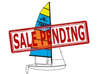 SOLD – 2005 Hobie 16 from Shoreline