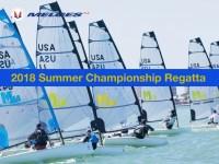 Melges 14 Summer Championship Regatta