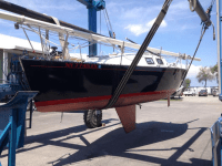 1984 Evelyn 26 Sailboat – SOLD!