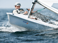 The Laser… Classic Boat – New Low Price!
