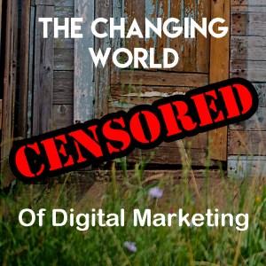 Changing world of digital marketing