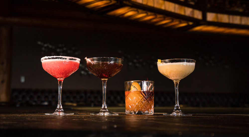 The Bar at Shore Lodge