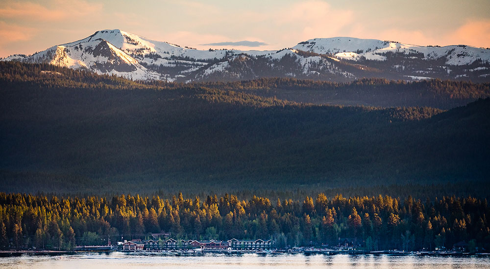 Spring Activities in McCall, Idaho