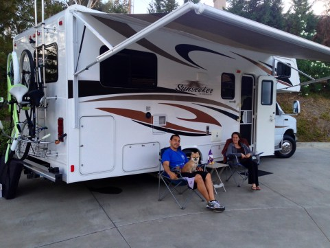 We recommend yamping at the beginning of each camping season to make sure your RV is ready to go