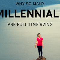 Why so many Millennials are becoming Full Time RVers