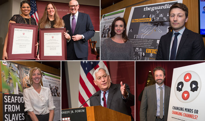 Community journalism awards and prizes