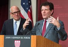 Alex S. Jones and Nicholas Kristof