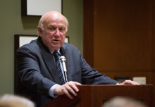 Floyd Abrams delivers the 2013 Salant Lecture.
