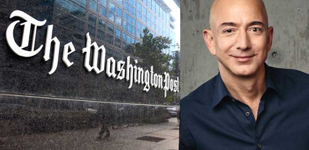 Washington Post and Jeff Bezos