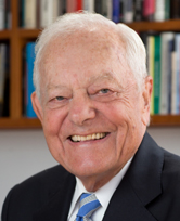 Speaker Series: Bob Schieffer - Finding the Truth in Today's Deluge of News