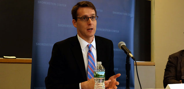 David Fahrenthold: Reporting on President Trump
