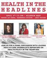 Health in the Headlines: Reporting on Health Policy in the Trump Era