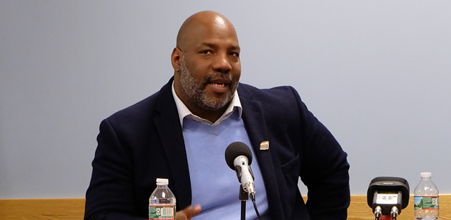 Jelani Cobb on Race, Populism, and Politics