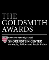 Goldsmith Awards 2019 Panel Discussion