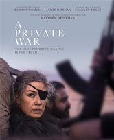 """A Private War"" Film Screening and Q&A"