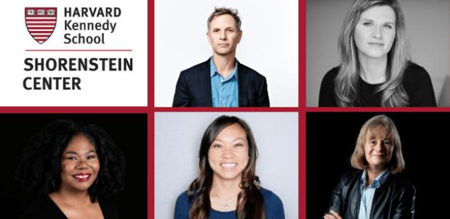 Shorenstein Center Announces Fall 2019 Fellows