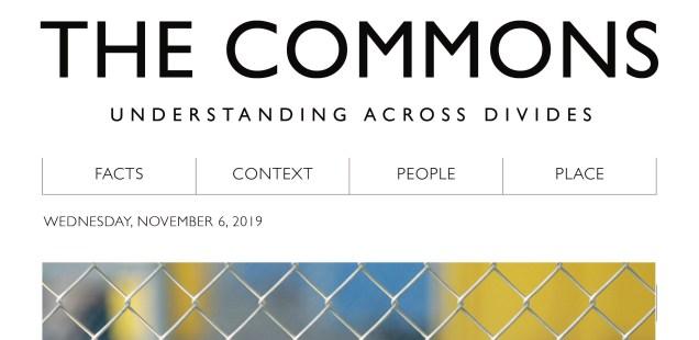 The Commons: Student Workshop Reimagines Political Media