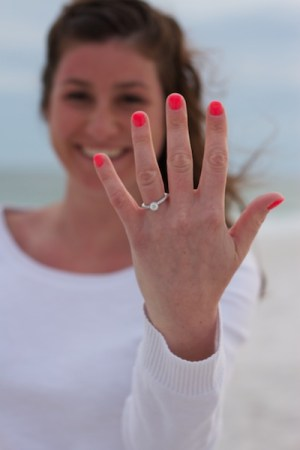 Engagement Couple Family Beach Photography Gulf Shores
