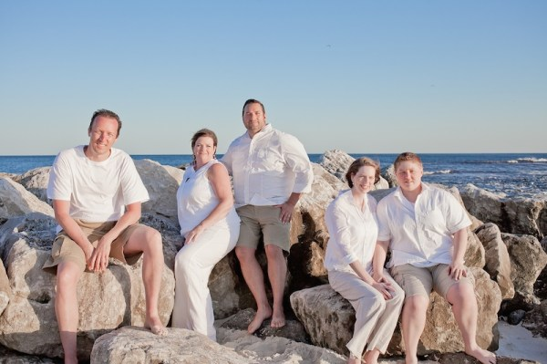 Alabama Photographers Beach Portraits