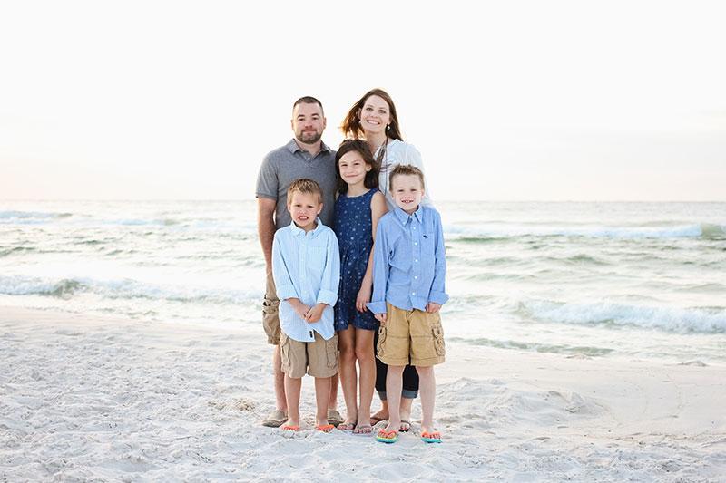 Orange Beach Sunrise Photography Gulf Shores Photographer Perdido Key Fort Morgan