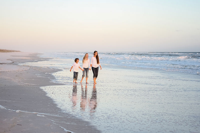 Sunset Beach Photography Gulf Shores Alabama Family Photography Orange Beach Portraits Perdido Key Lifestyle Photogrpaphy