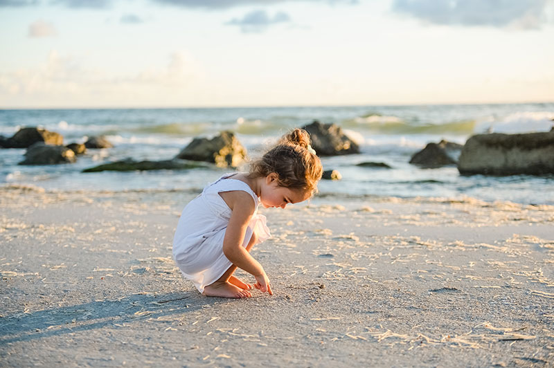 Clearwater Beach photographer family photography Redington Shores Tampa Bay Florida