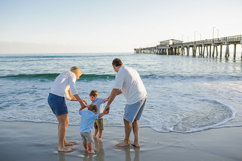 Gulf Shores Family Beach Portrait Photographer Orange Beach Family Photography Destin Beach Pictures