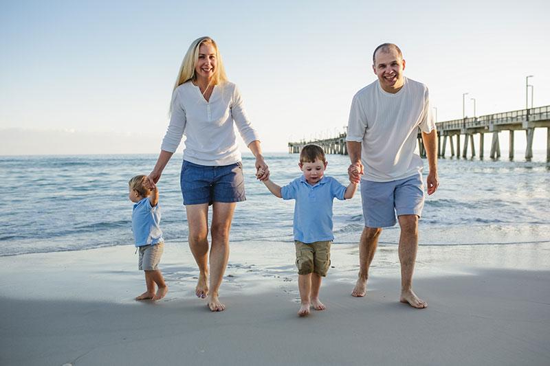 Gulf Shores Family Beach Portrait Photographer Orange Beach Family Photography Destin Beach Pictures