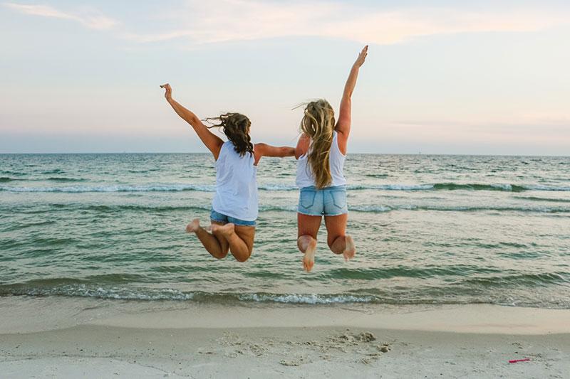 Best Friends Gulf Shores Photography Gulf Shores Photographer Orange Beach Family Photography Destin Beach Portraits