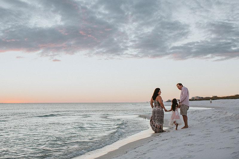 Santa Rosa Beach Florida Family Photography 30A Photographers