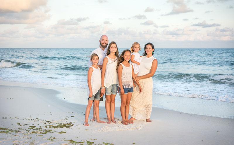 Pensacola Beach Photographer Navarre Beach Portraits Destin Photography