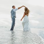Trash The Dress - Fort Myers Beach Wedding Photography