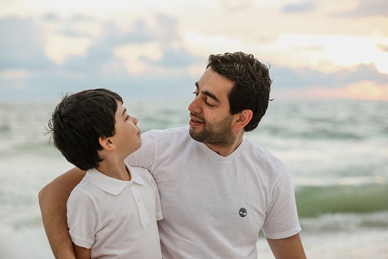 Family Beach Portraits Clearwater Beach Florida Photographer St. Pete Beach Madeira Beach Indian Rocks Beach