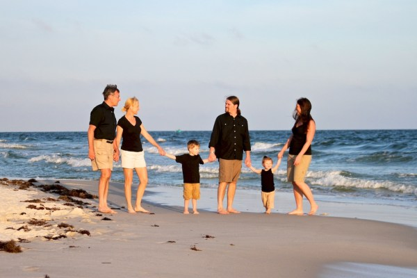 beach photos make smile Fort Morgan photographer