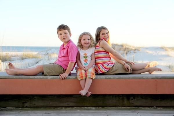 Fort Morgan Family Portraits Gulf Shores Photographer Cheap photographers near Gulf Shores Alabama