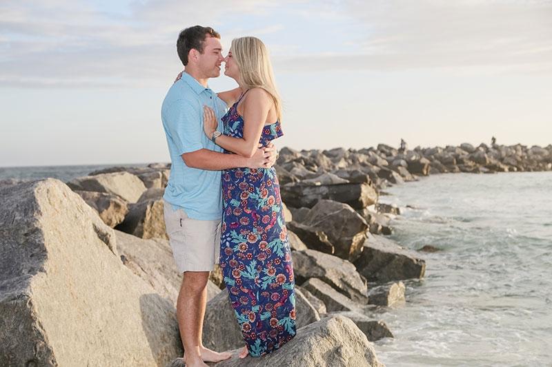 Panama City Beach Couple Photography Panama City Beach Portraits Cheap Photographers Near Panama City Florida