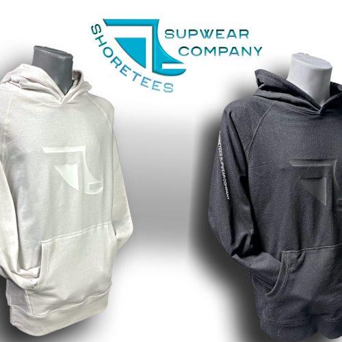 ShoreTees SUPwear Company Header image for Balance Collection Premium Hoodies