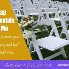 Renting Folding Chairs Swivel Chair Outdoor Furniture Rental Near Clearwater Tampa Florida For Weddings Me