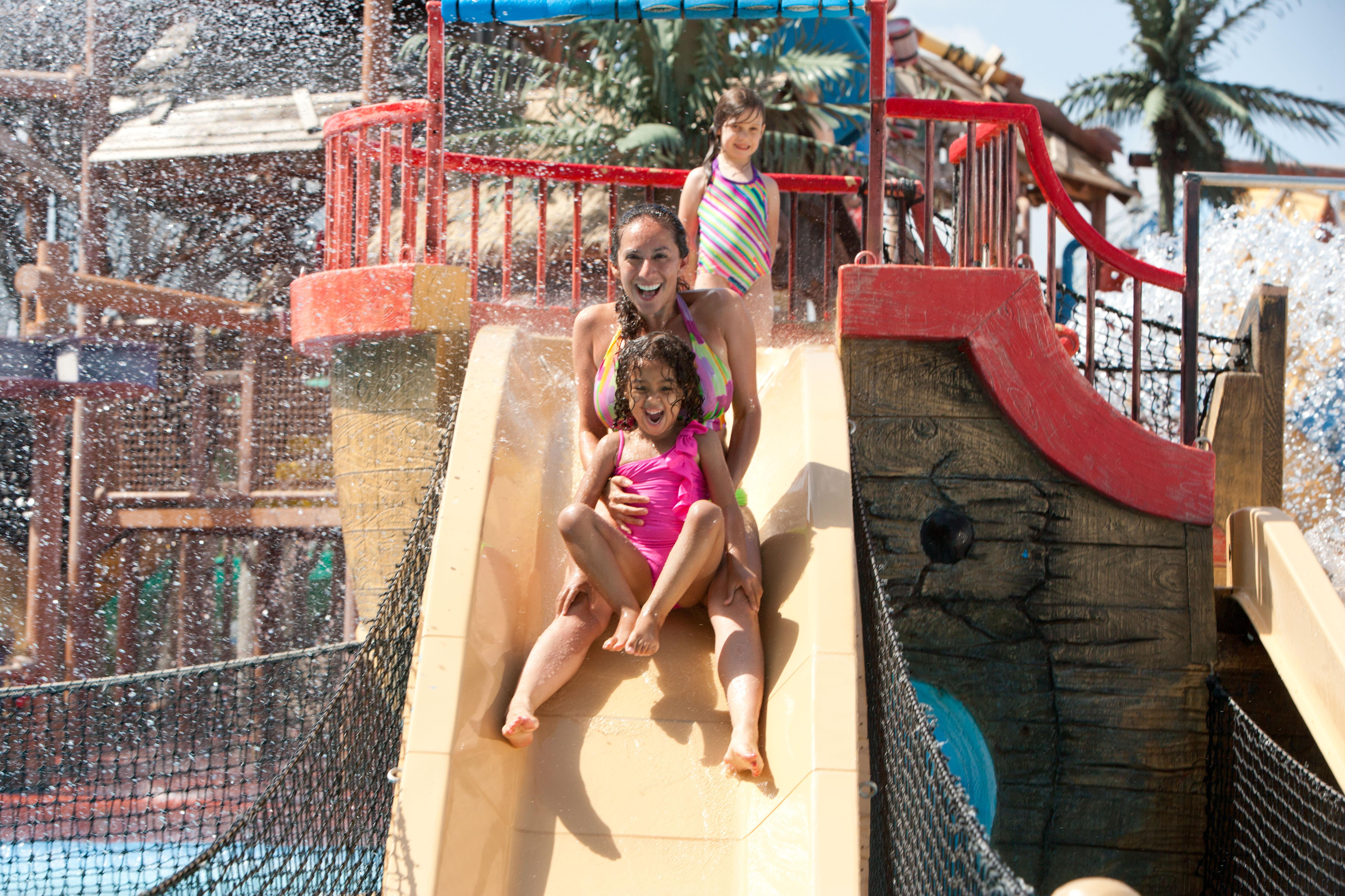 Six Flags Hurricane Harbor Announces New Caribbean Cove