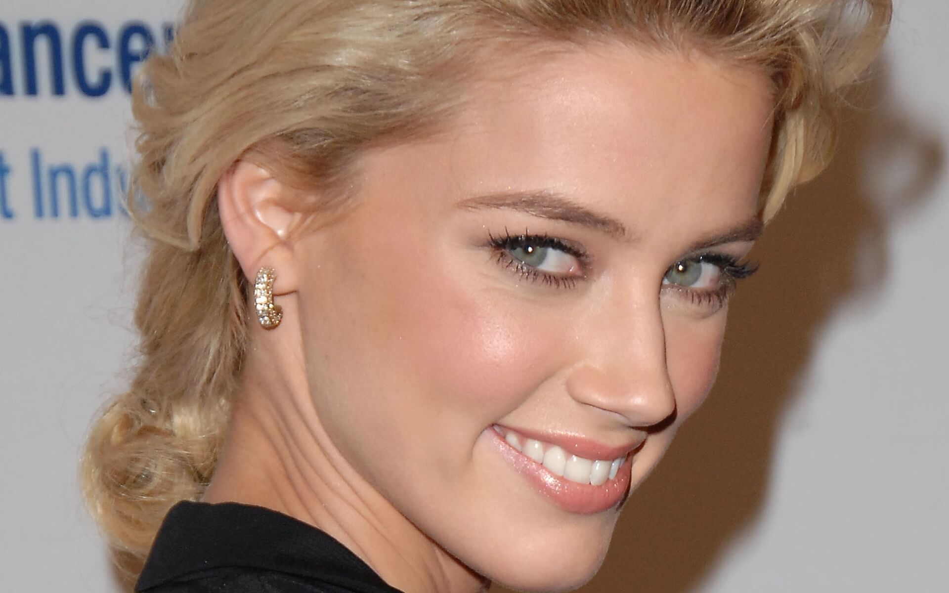Amber Heard Smile